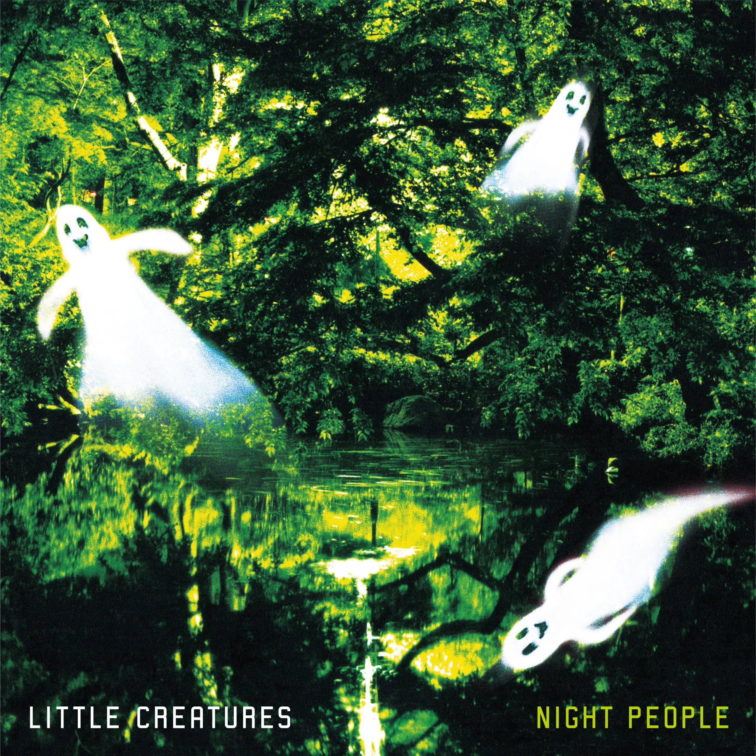 NIGHT PEOPLE(アナログ)